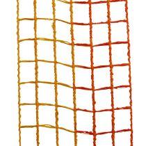 Ruban mesh 4,5cm x 10m bicolore 5 rouleaux