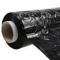 Film d'emballage étirable noir 260 mètres