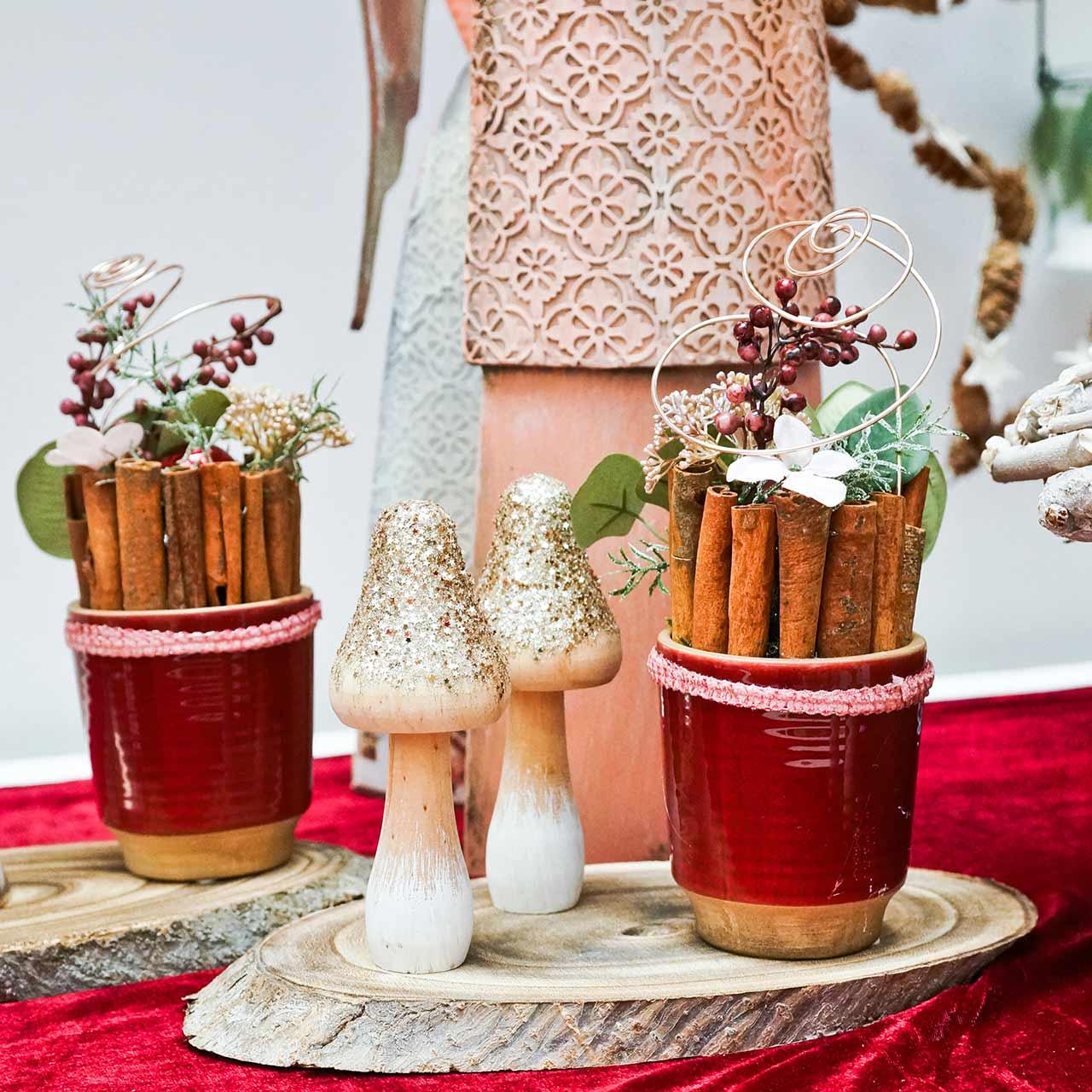 Rouleaux décoratifs à la cannelle 10cm 500g