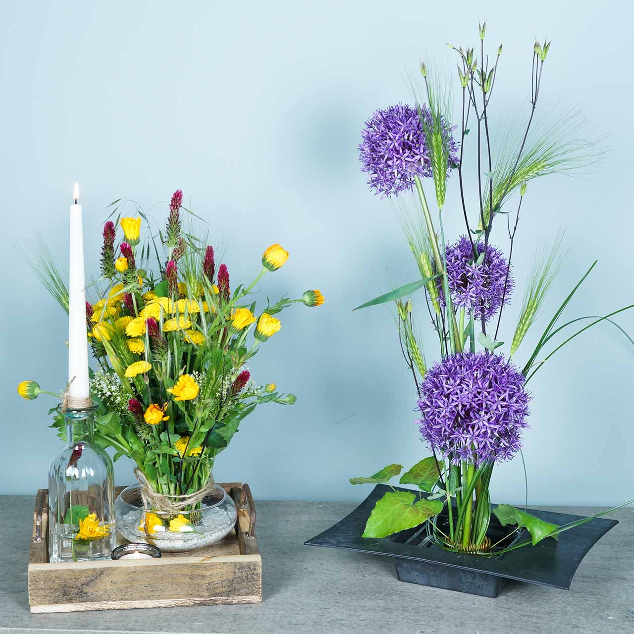 pique-fleurs Kenzan Ø 3,5 cm
