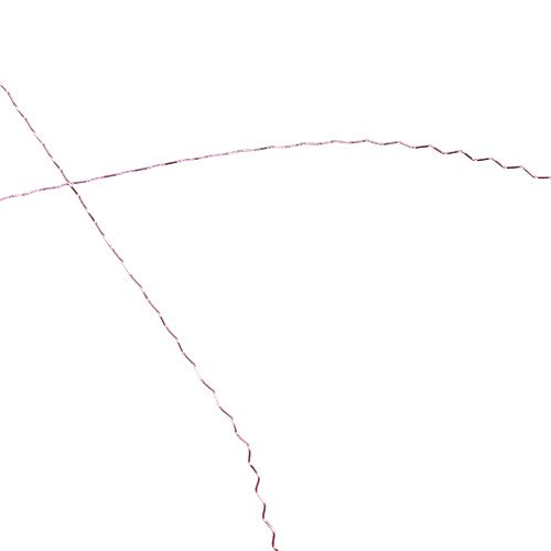 Fil effet bouillon Ø0,30mm 100g/140m Lavande