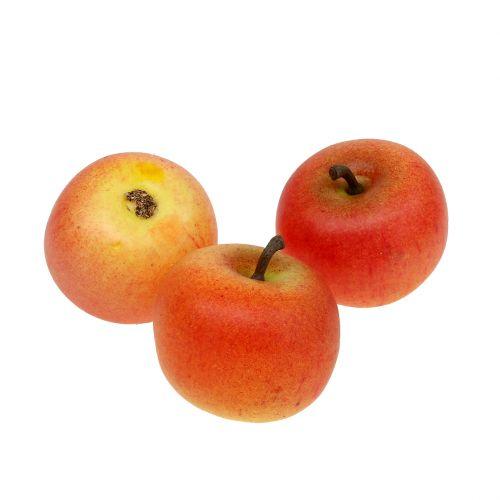 Pommes déco 4,5cm 12pcs