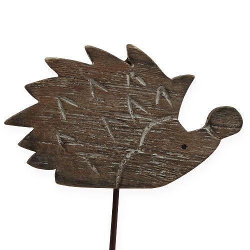 Figurines d'automne sur pique 5-6 cm 12 p.