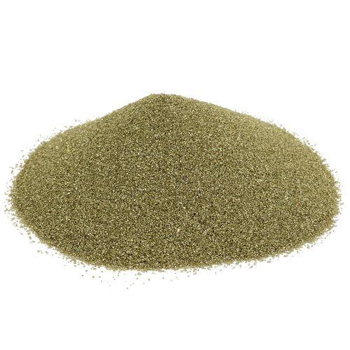 Couleur sable 0,5 mm or jaune 2 kg