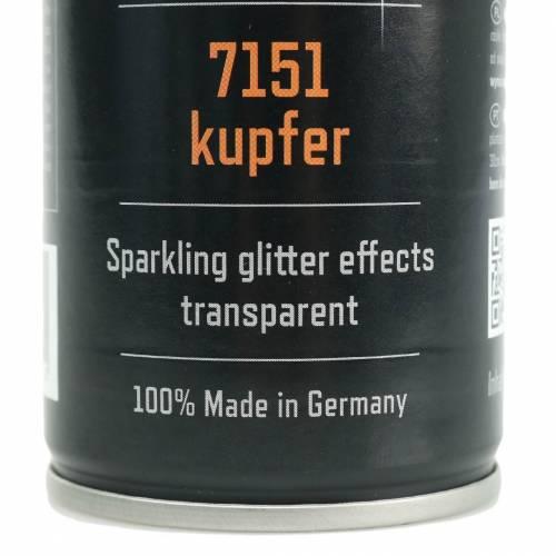 Spray pailleté cuivre 400ml