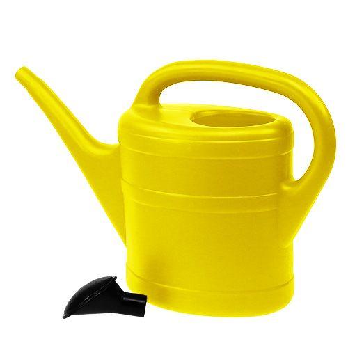 Arrosoir 5l jaune