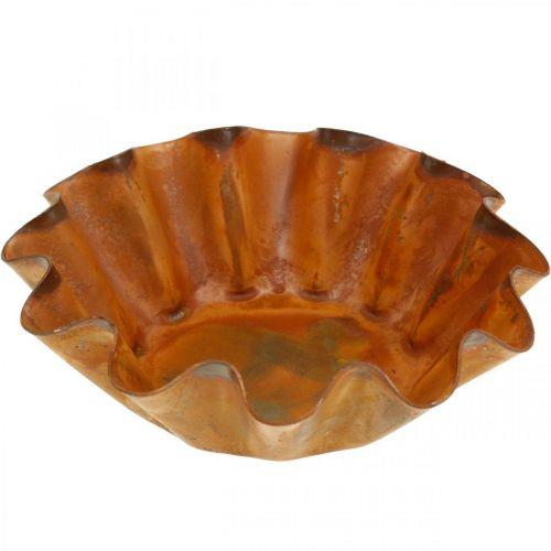 Moule à gâteau, bougeoir, plaque en métal, grille en acier inoxydable Ø11,5cm H4cm 4pcs