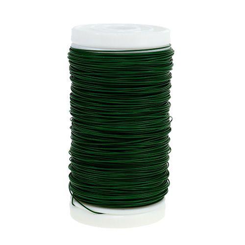 Fil de myrte vert 0.35mm 100g