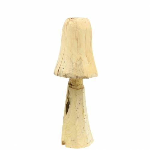Bois de pin champignon Ø18cm H35cm