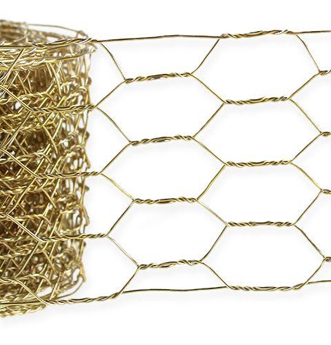 Treillis hexagonal 50mm 5m or