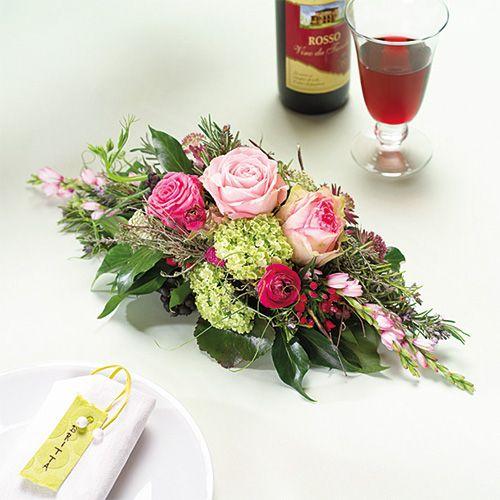 Demi brique de mousse florale Garnette 36, 8 p.