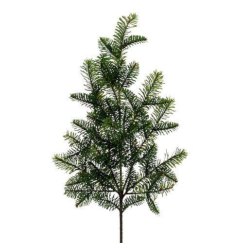 Branche de sapin artificiel vert L66cm