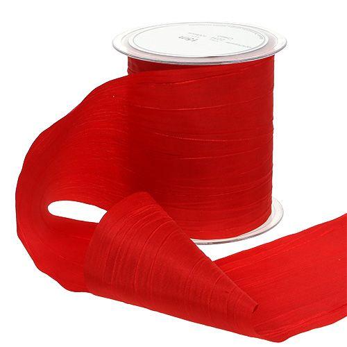 Charnière de table crash rouge 100mm 15m