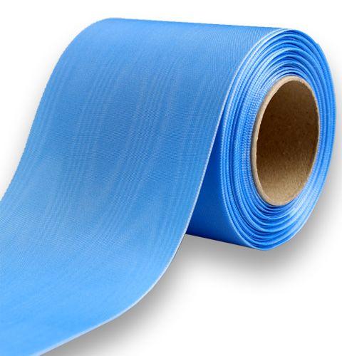 Ruban guirlande bleu clair 100mm 25m