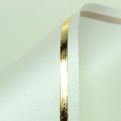 Ruban pour couronne crème impression numérique 125 mm 25 m
