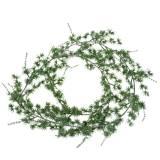 Guirlande Conifere Gris-Vert 167cm