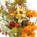 Bouquet automne orange 40cm